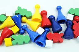 See all our stocked game pieces and colors.