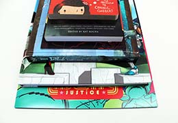 Book dimensions, and a list of common book sizes.
